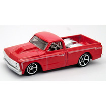 67 Chevy C10 C 10 Pick Up Caminhonetas Hot Wheels 2013 Raro