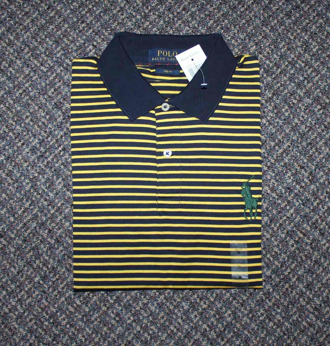 ... Camisa Polo Ralph Lauren Big Pony Original ...