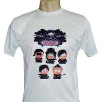 Camisa Avenged Seven Fold South Park - Camiseta Bandas Rock