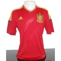 Camisa Seleção De Futebol Despanha Adidas Importada Ggg