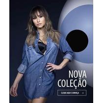 Camisão Jeans Sawary Sabrina Sato Original