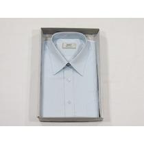 Camisa Raphy, M/c, Ref.52061 Work Tam.6(45) Na Cor Alfazema.