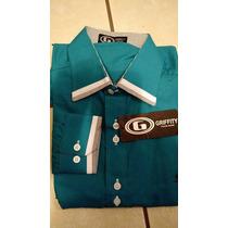 Kit Com 05 Camisa Social Slim - Preço Atacado - P/ Revender