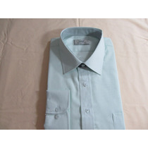 Camisa Raphy,ml Classic Ref.520032 Tam4(42)verde Passa Fácil