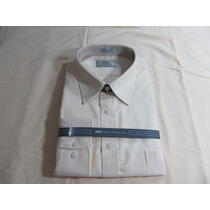 2 Camisa Raphy Ml Work,ref.52062,tam.44 Branco Nat.blend