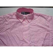 Camisa Social Ralph Lauren: Tamanho M / M Nova Original