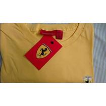 Camisa Ferrari Original Série Limitada Média