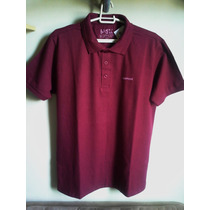 Camisa Polo Masculina Marca Famosa M.officer -tm G & M