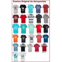 Camisas Aeropostale 100% Original Pronta Entrega