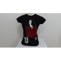 Camiseta Feminina Da Série Sons Of Anarchy Moto Clube Harley