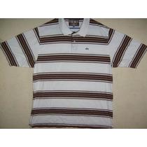 Camisa Polo Listrada Ecko Golfe Tamanho Especial 2xl 80x66cm