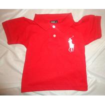 Camisa Ralph Lauren Polo Infantil 1 Ano Ac Troca