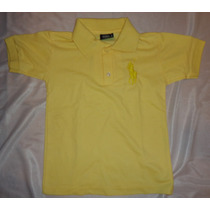 Camisa Polo Ralph Lauren Infantil 4 Anos Ac Troca