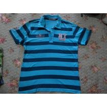 Camisa Infantil Manga Longa Gola Polo Menino N10