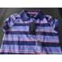 Camisa Polo Feminina Infantil Tommy Hilfiger