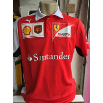 Camisa Polo Ferrari Puma Frete Gratis