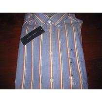Camisa Social Tommy Hilfiger: Tamanho P S Original Promoção