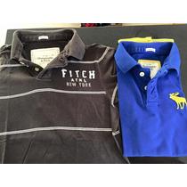16 Camisas Semi Novas Abercrombie & Fitch Oakley Gap Nike E+
