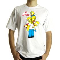 The Simpsons ,camiseta,baby Look,regata,adulto E Infantil