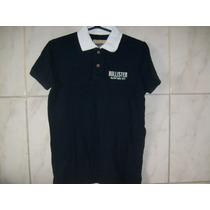 Camisa Polo Hollister Tamanho P 70cm X 48cm