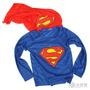 Fantasia Super Homem Superman Tamanho (p M G) Pronta Entrega