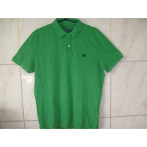 Camisa Polo American Eagle Tamanho L / G 74cm X 55cm
