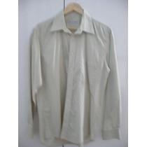 Lote De 10 Camisas Sociais De Marcas Famosas (grife) - Ideal