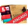 Kit C/ 20 Camisas Camisetas Polo Atacado, 100% Original