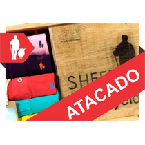 Kit C/ 20 Camisas Camisetas Polo Atacado, 100% Original
