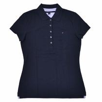 Blusa Polo Tommy Hilfiger Tamanho Gg / Xl Feminina Promoção