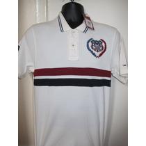 Camisa Polo Tommy Hilfiger - Produto Original Inglês Perry