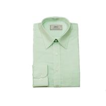Camisa Raphy Panamá, Manga Longa Tamanho 3(40)cor Alfazema.