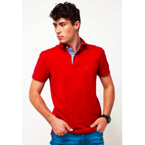 Camisa Polo Tommy Hilfiger Masculina Todas Cores! No Brasil!