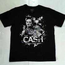 Camisa Cavalera Johnny Cash Ref:48835 Original