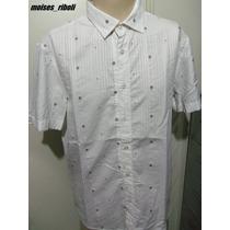 Camisa Manga Curta Armani Exchange Semi-nova