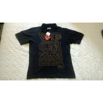 Camisa Polo Volcom Tam P (oakley, Quiksilver, Mcd, Rusty)