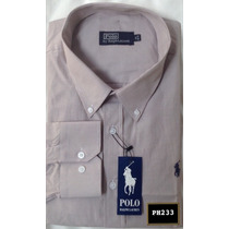 Camisa Social Ralph Lauren Tam. Especial 3ggg Até 135 Kg