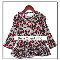 Sitica´s Camisa Menina Leoparda - Barato