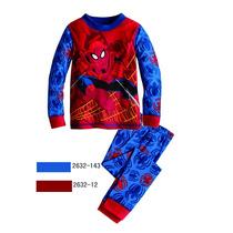 Pijama - Homem Aranha - Pronta Entrega