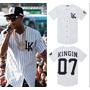Camisa Last Kings Tyga Jersey Baseball Hip Hop Frete Gratis