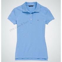 Blusa Polo Tommy Hilfiger Tamanho M Feminina Promoção