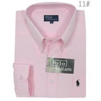 Camisa Social Polo Ralph Lauren Pronta Entrega Mang Comprida