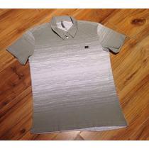 Camisa Camiseta Polo Masculina Degrade Original Marca Elefan
