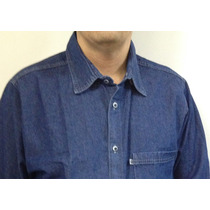 Camisa Jeans Masculina - Presente Ideal Para Seu Namorado