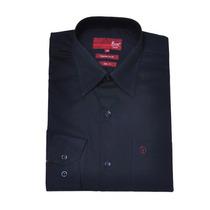 Camisa Casual Jovel 2230 Slim Fit - Tecido Algodão Fio 50