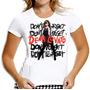 Camisa Demi Lovato Camiseta Baby Look Feminina Mulher Pop