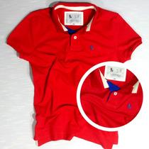 Camisa Camisetas Polo, Varias Cores Original + Frete Grátis