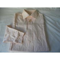Camisa Emporio Colombo Manga Longa. Tamanho 38