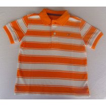 Camisa Polo Tommy Hilfiger Kids Para Menino - Lançamento!