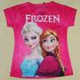 Camisa Importada Frozen Pronta Entrega
